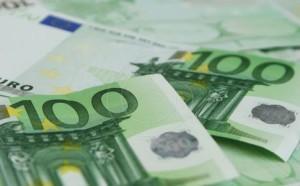 Notas 100 Euros