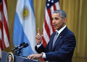 Barack Obama Argentina