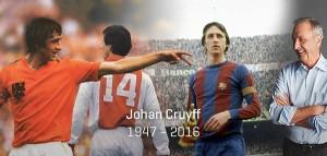 Johan Cruyff Memória