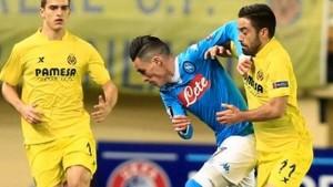 Villareal X Napoli