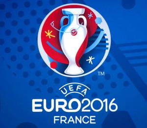 Logo Euro Copa UEFA França 2016