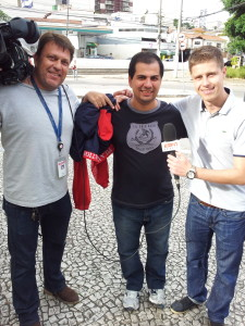 Senna e José Renato Ambrósio
