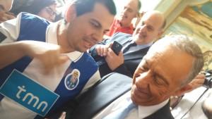 Senna Presidente Portugal Marcelo Ribeiro de Sousa I