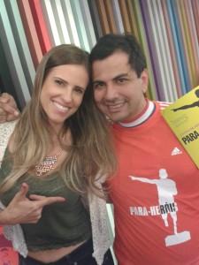 Senna e Joanna de Assis