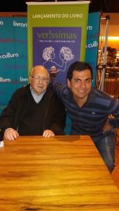 Senna e Luís Fernando Veríssimo