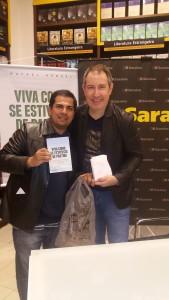 Senna e Rafael Henzel